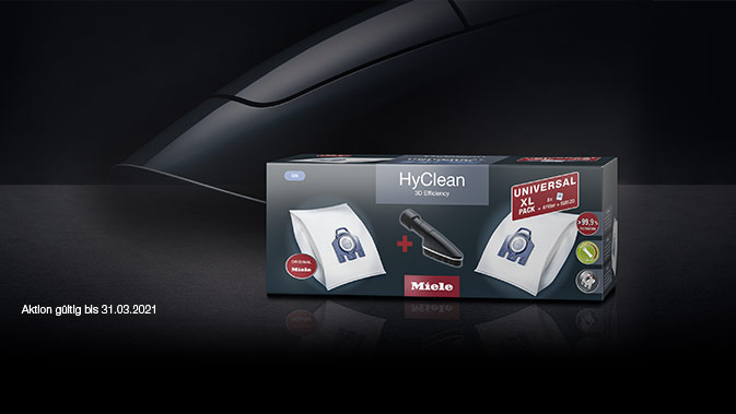 Miele Universal XL-Pack HyClean