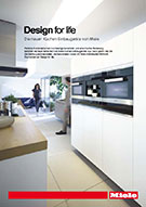 Miele Anzeige Design for life