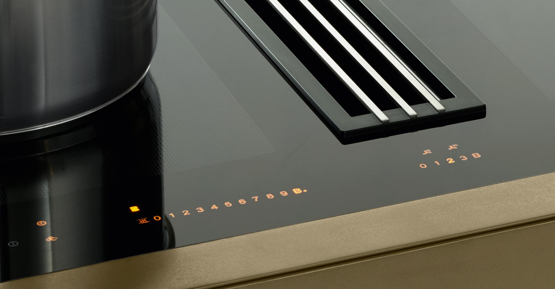 miele induktionskochfelder mit integriertem dunstabzug twoinone. Black Bedroom Furniture Sets. Home Design Ideas