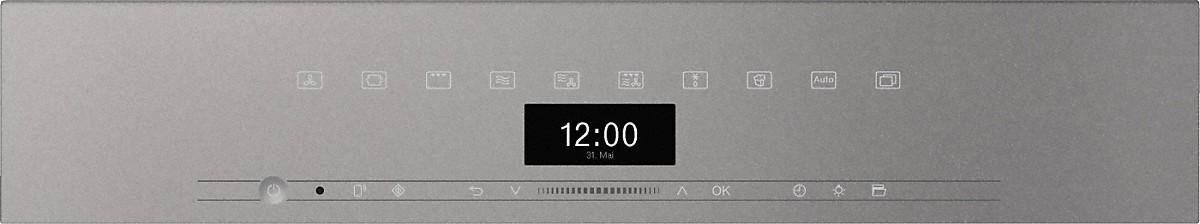 Miele H 7440 BMX Griffloser Kompakt Backofen mit Mikrowelle