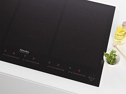 miele km 6306 herdunabh ngiges induktionskochfeld. Black Bedroom Furniture Sets. Home Design Ideas