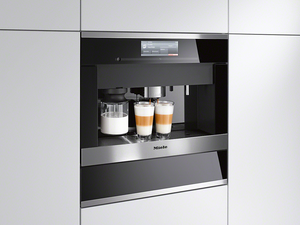 miele cva 6800 einbau kaffeevollautomat. Black Bedroom Furniture Sets. Home Design Ideas