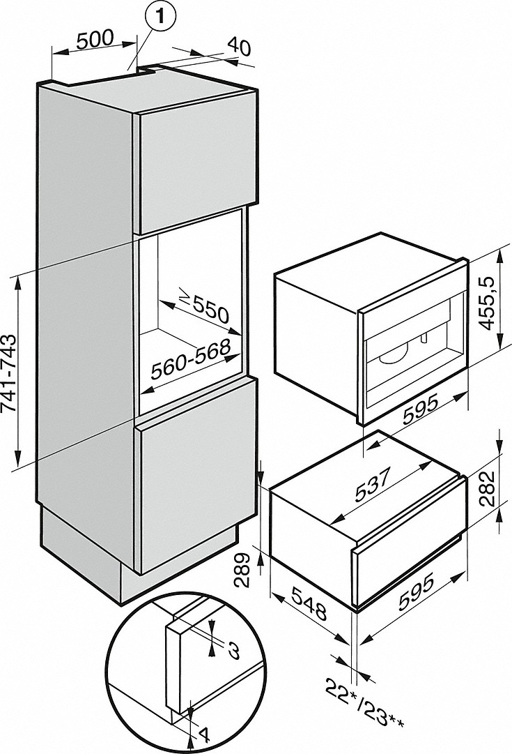 Miele Coffee Maker Descaling Instructions : Miele CVA 6401 Einbau-Kaffeevollautomat