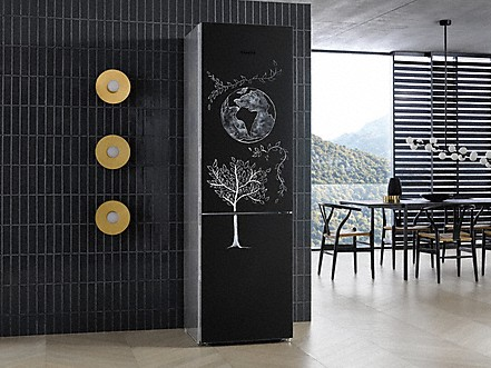 miele kf 37233 id einbau k hl gefrierkombination. Black Bedroom Furniture Sets. Home Design Ideas