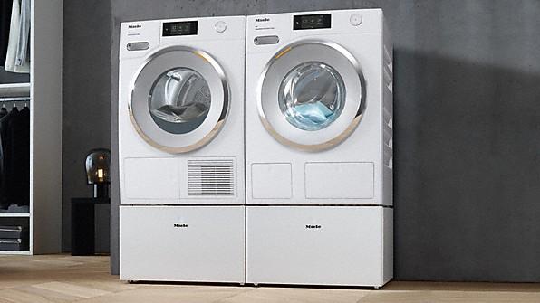 Miele Waschmaschinen, Trockner Und Bügelstationen