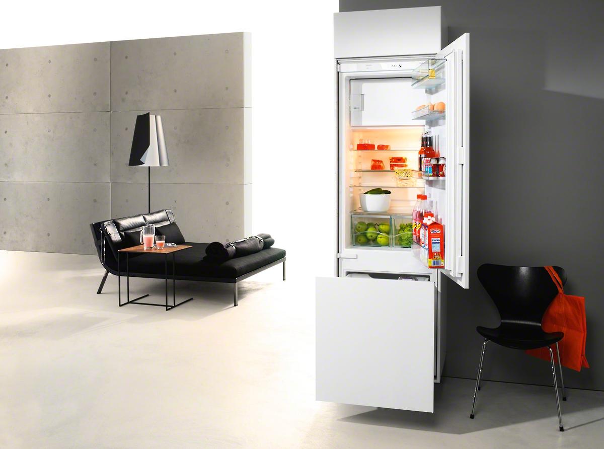 Bosch Kühlschrank Mit Kellerfach : Miele k if einbau kühlschrank