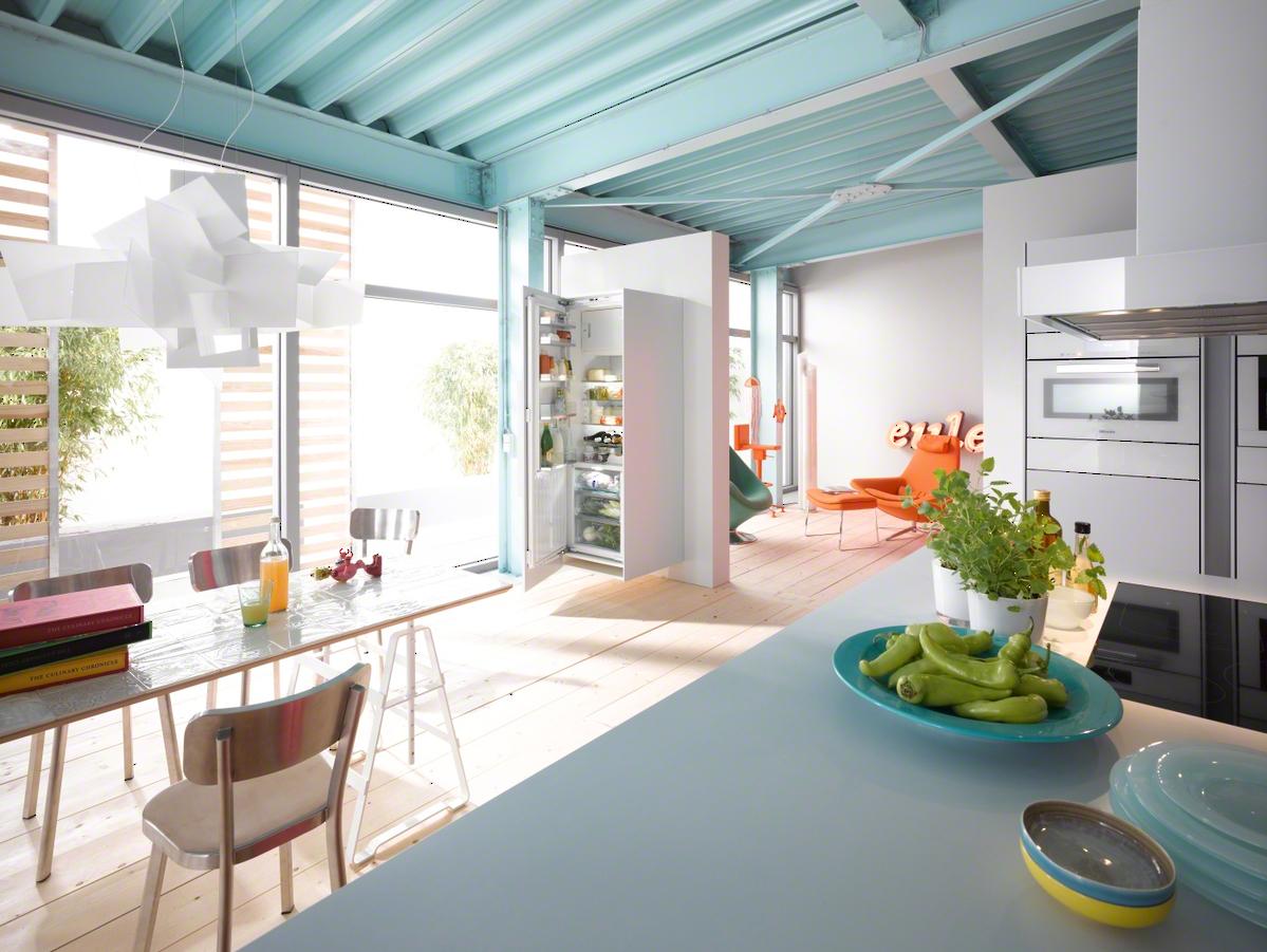 miele k 37683 idf einbau k hlschrank. Black Bedroom Furniture Sets. Home Design Ideas