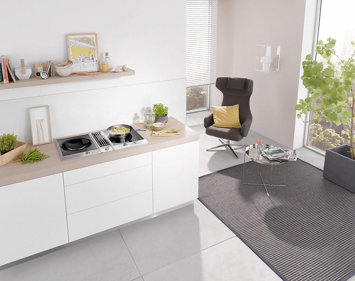 miele csda 1030 proline mit tischl fter. Black Bedroom Furniture Sets. Home Design Ideas