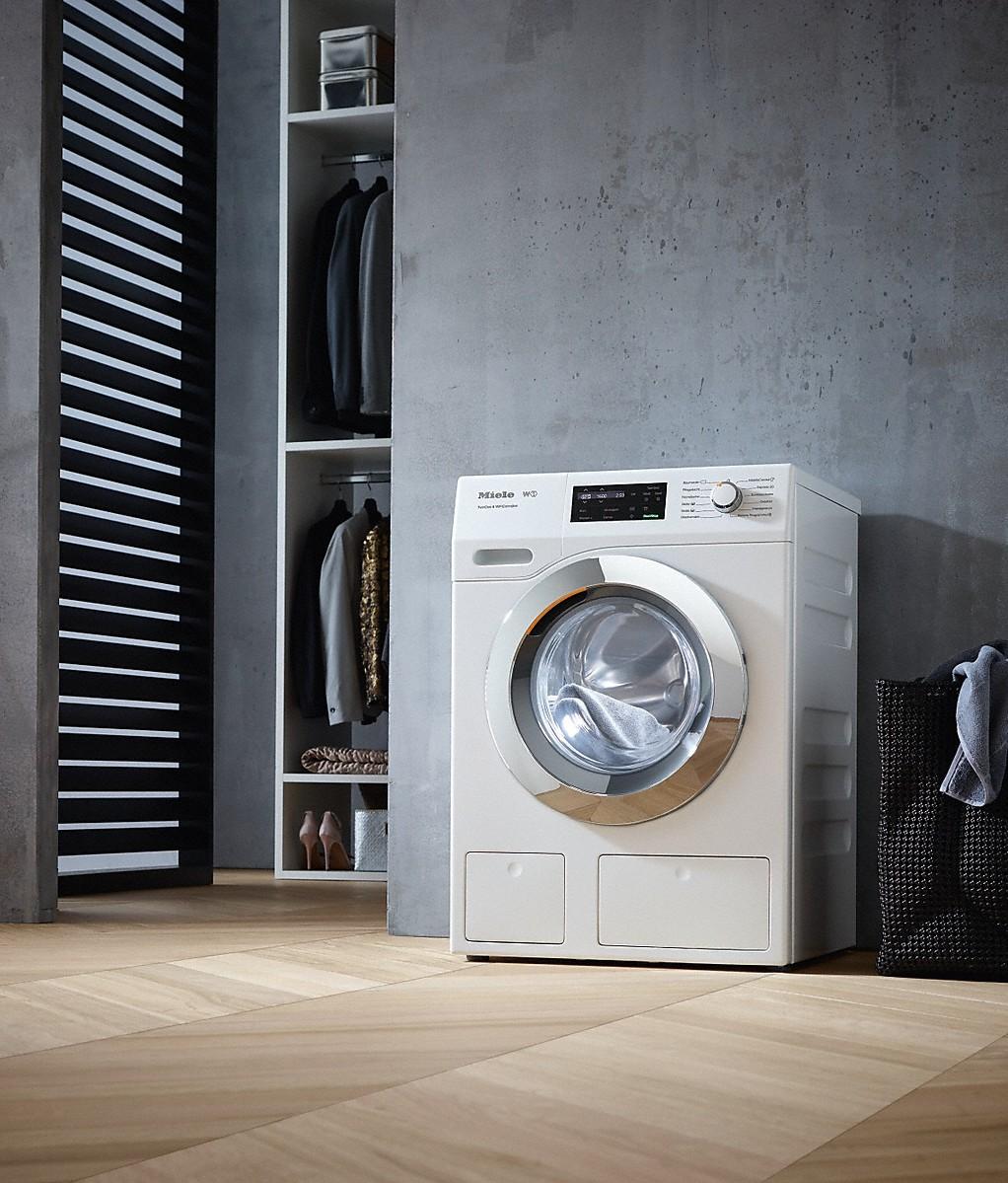 miele wci670 wps tdos xl wifi w1 waschmaschine frontlader. Black Bedroom Furniture Sets. Home Design Ideas
