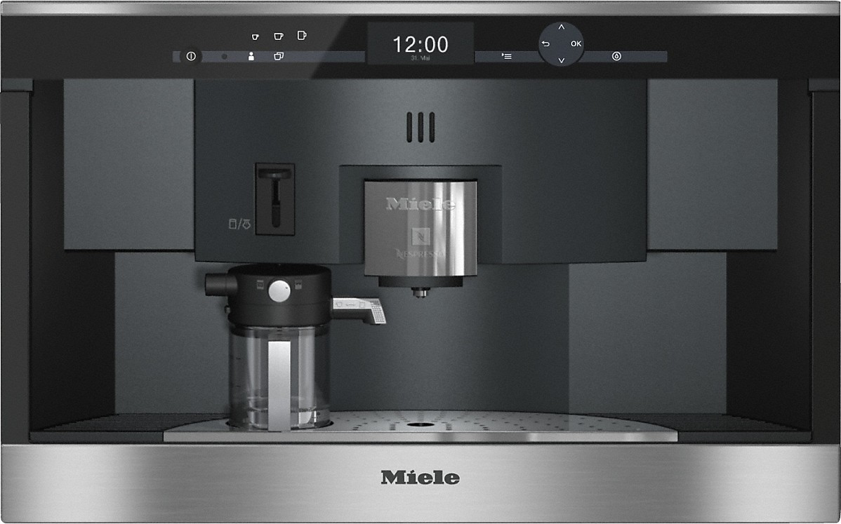 Cva  Built In Nespresso Coffee Machine