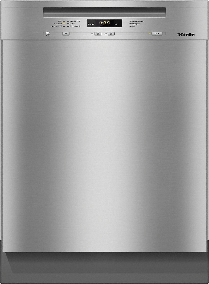 Miele g 6200 scu unterbau geschirrspuler for Geschirrspüler miele