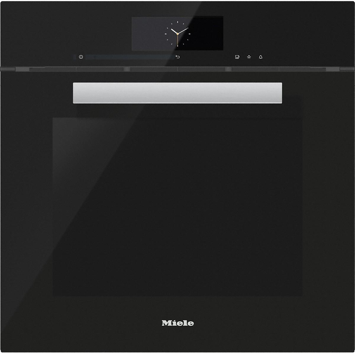 miele dgc 6860 dampfgarer mit vollwertiger backofenfunktion xxl. Black Bedroom Furniture Sets. Home Design Ideas