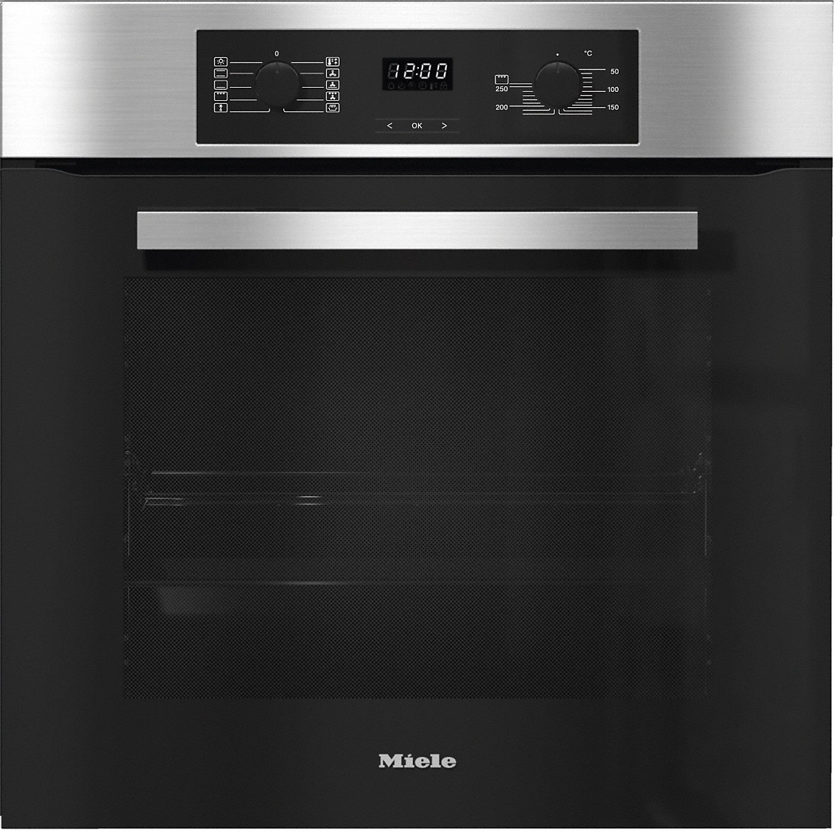 miele h 2267 b active backofen. Black Bedroom Furniture Sets. Home Design Ideas