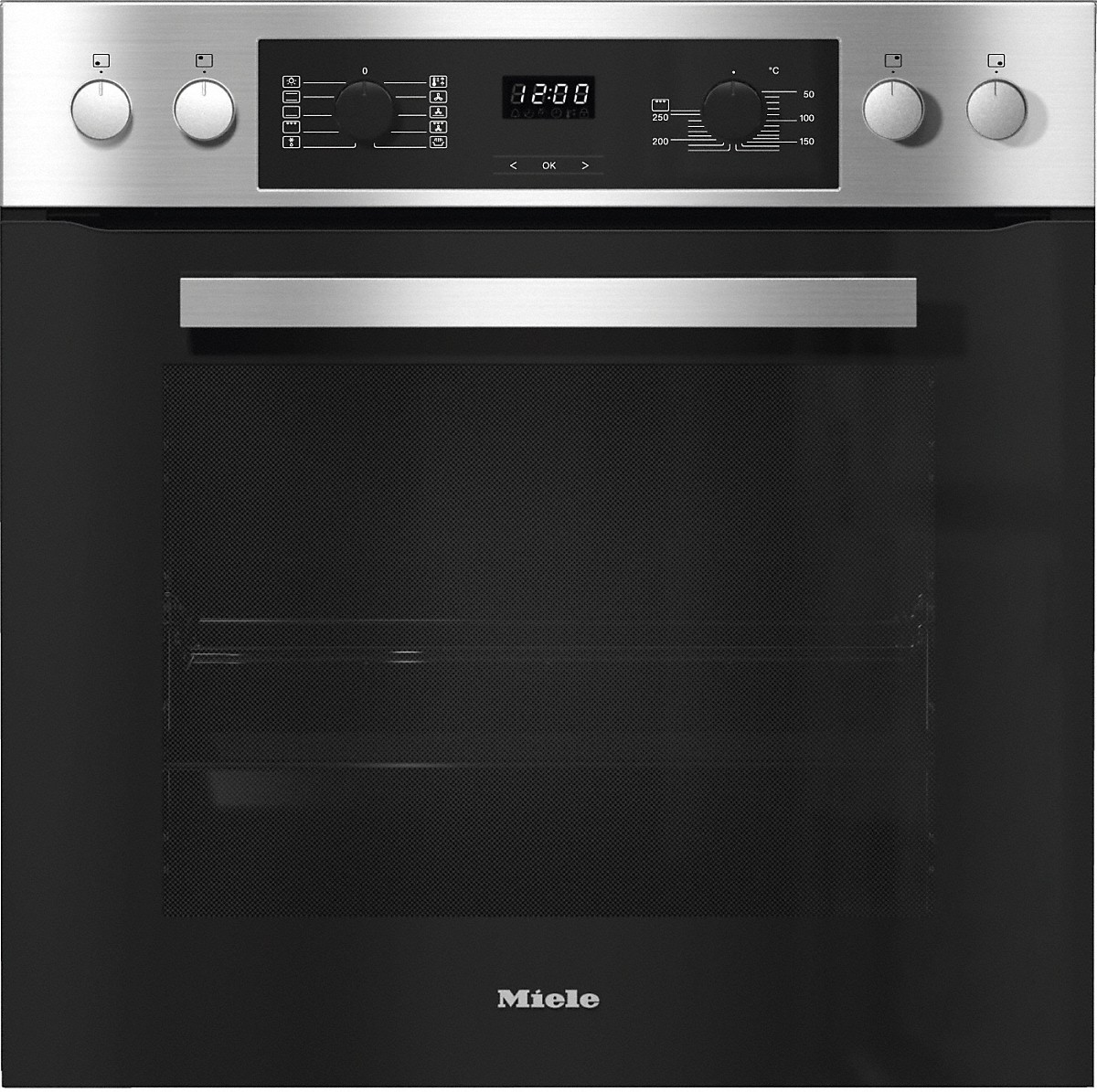 Miele herde und backofen h 2265 e active herd for Miele herd