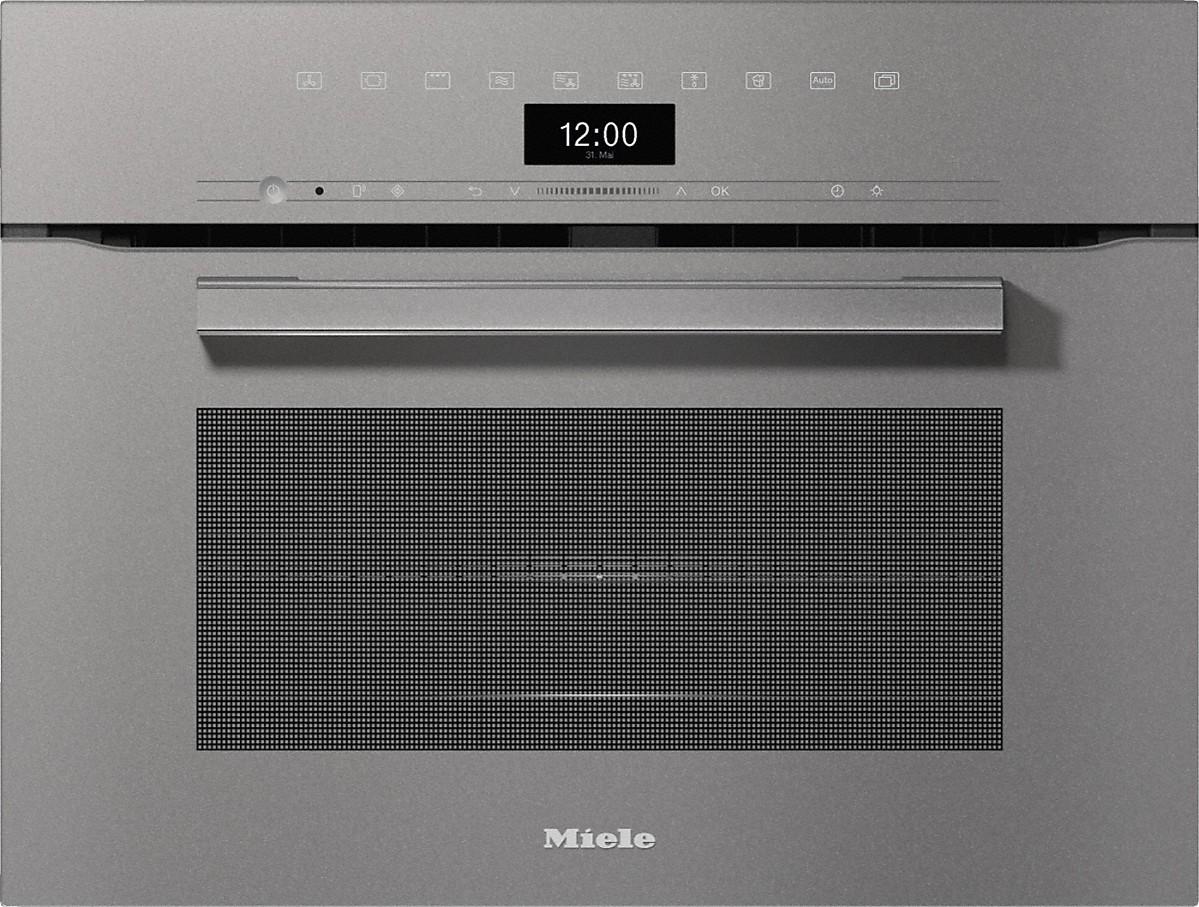 Miele 11104320 | Backofen Kompakt mit Mikrowelle H 7440 BM