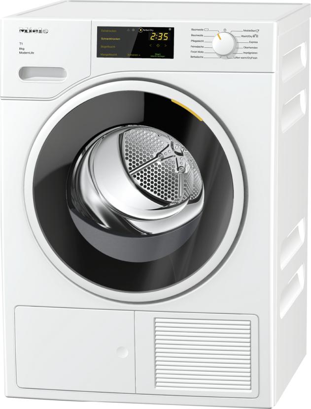Miele TDA140 C T Classic lotosweiß Kondenstrockner